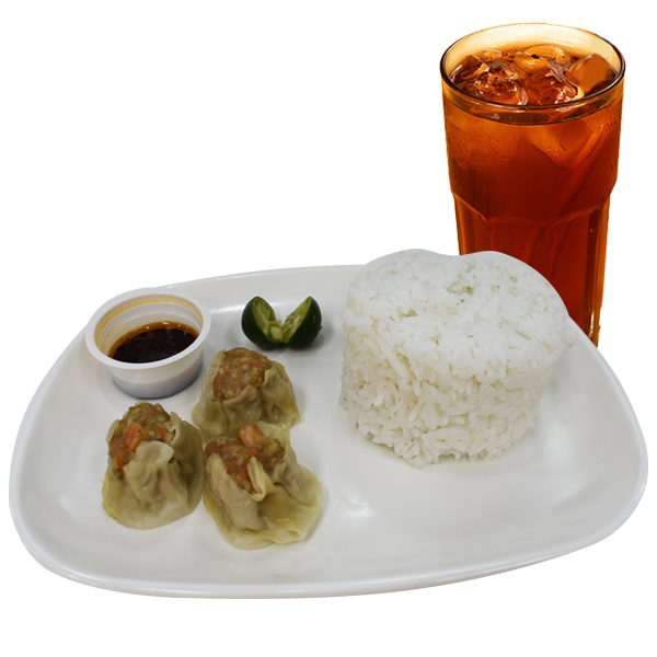 Port shrimp Siomai