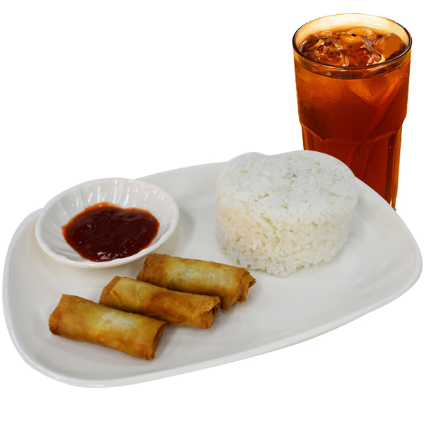 Spring Roll Meal